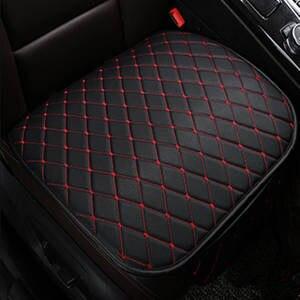 Image 5 - ארבע עונת מושב עור כיסוי כרית קדמי אחורי מושב אחורי מושב כיסוי אוטומטי כיסא מושב מגן מחצלת כרית אביזרי פנים