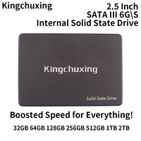 SSD 2.5 Inch SATA 3.0 III Internal Solid State Drive HDD Hard Disk 500GB 256GB 512GB 1TB 2TB for PC Laptop Desktop Kingchuxing|Internal Solid State Drives|Computer & Office -