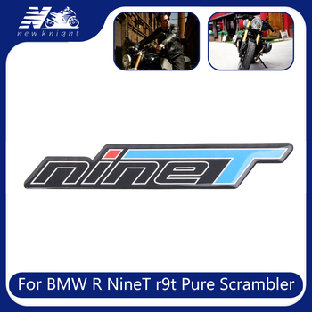 For BMW R NINE T R NineT r9t Pure Scrambler NineT/5 Motorcycle 3D Sticker Body Decal Tank Pad Protector Fairing Emblem Badge image