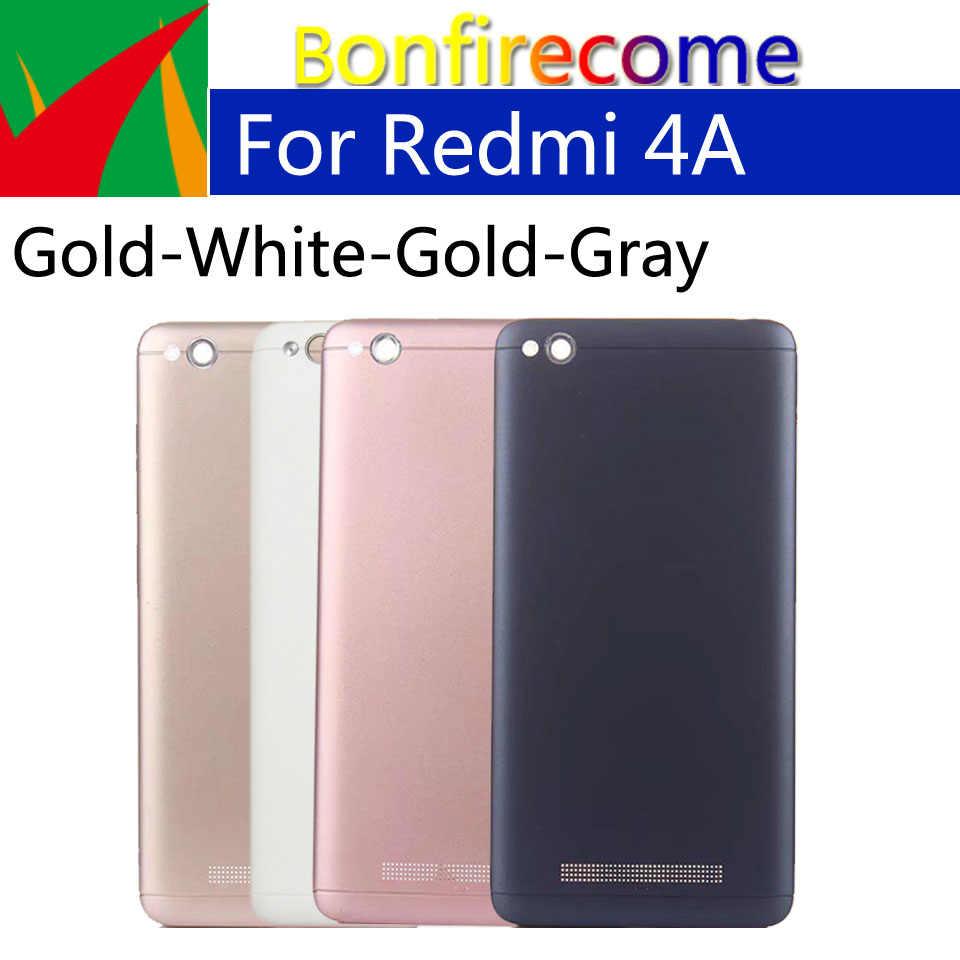 4A סוללה חזרה כיסוי עבור Xiaomi Redmi 4A חזור סוללה דלת אחורי שיכון כיסוי מקרה מארז פגז החלפה