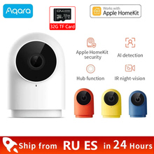 Xiaomi Aqara Camera G2 Gateway Edition G2H Smart Camera Zigbee Wifi Wireless 1080P Photo Video Camera Infrared Night Vision