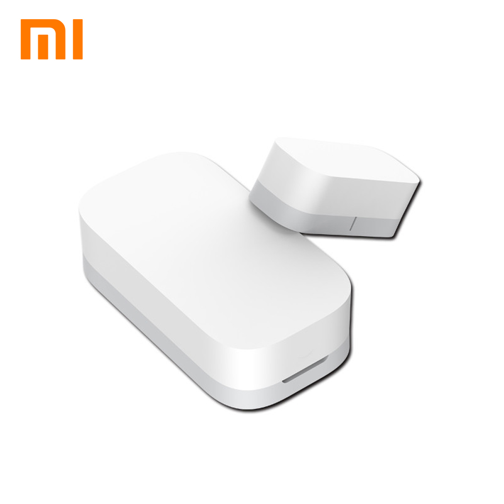 <font><b>Xiaomi</b></font> <font><b>Aqara</b></font> <font><b>Door</b></font> <font><b>Window</b></font> <font><b>Sensor</b></font> Wireless Connection Smart Mini <font><b>Door</b></font> <font><b>Sensor</b></font> <font><b>Xiaomi</b></font> Mi Home Work With Mi App for Android IOS Phone image