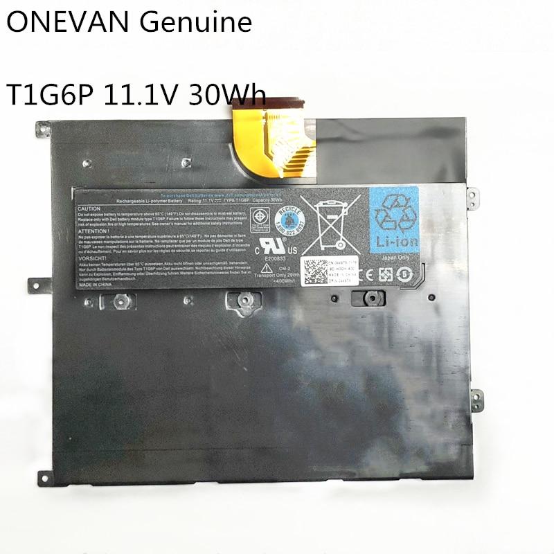 ONEVAN Echtem T1G6P Laptop Batterie Für DELL Vostro V13 V13Z V130 V1300 Notebook 0449TX 0NTG4J 0PRW6G PRW6G T1G6P 11,1 V 30WH