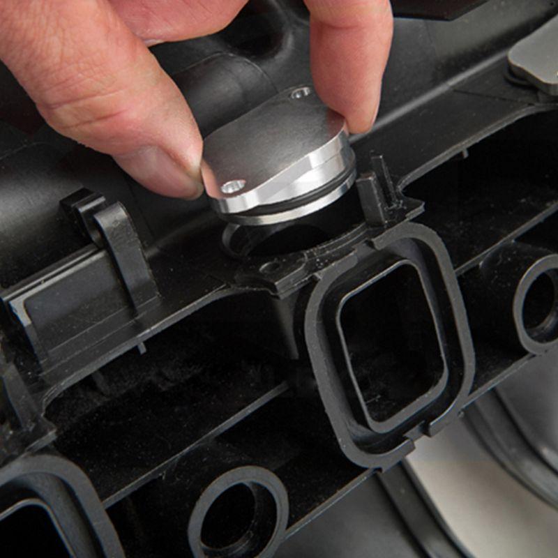 4x 22 mm Diesel Swirl Flap manifold gasket for BMW E87 E46 E60 E61 320d 520d 530d E7CA