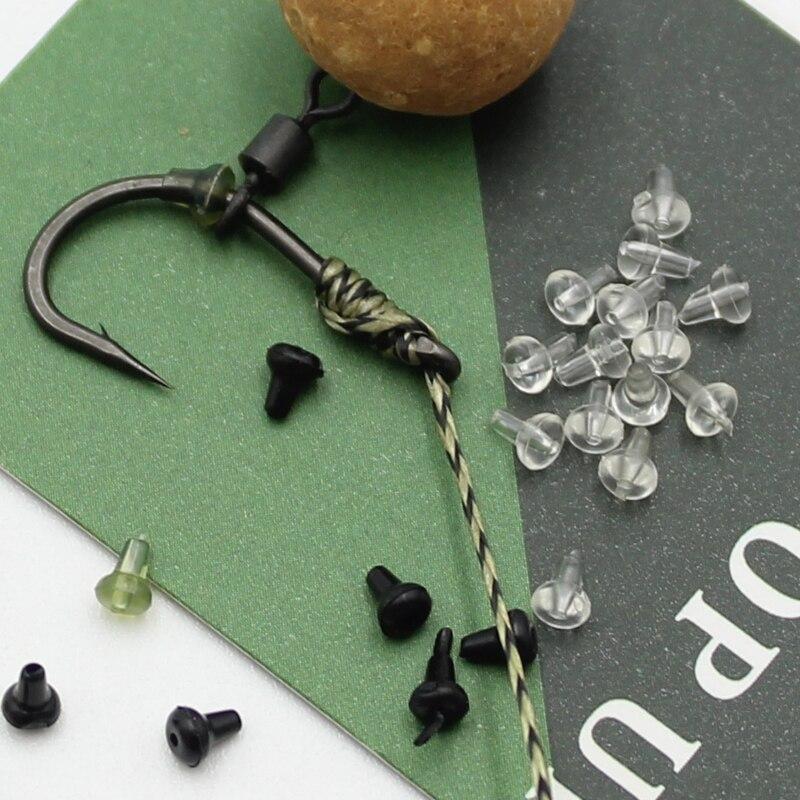 1 Set Haken Karpfenangeln Zubehör-Set,Schläuche Schwenker Perlen-Ärmel