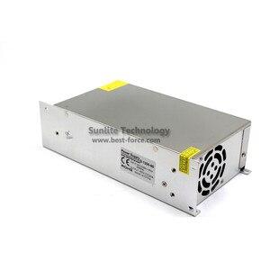 Image 3 - 1200W 60V 20A Single Output Switching power supply Driver Transformers 220V 110V AC to DC60V smps For CNC Machine DIY LED CCTV