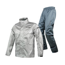 Tnac Водонепроницаемый мотоциклетный дождевой костюм 3m Светоотражающий