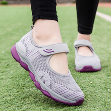 Boat Shoes Tenis Mesh Flat Breathable Fashion Women Ladies Zapatos Mujer Casual