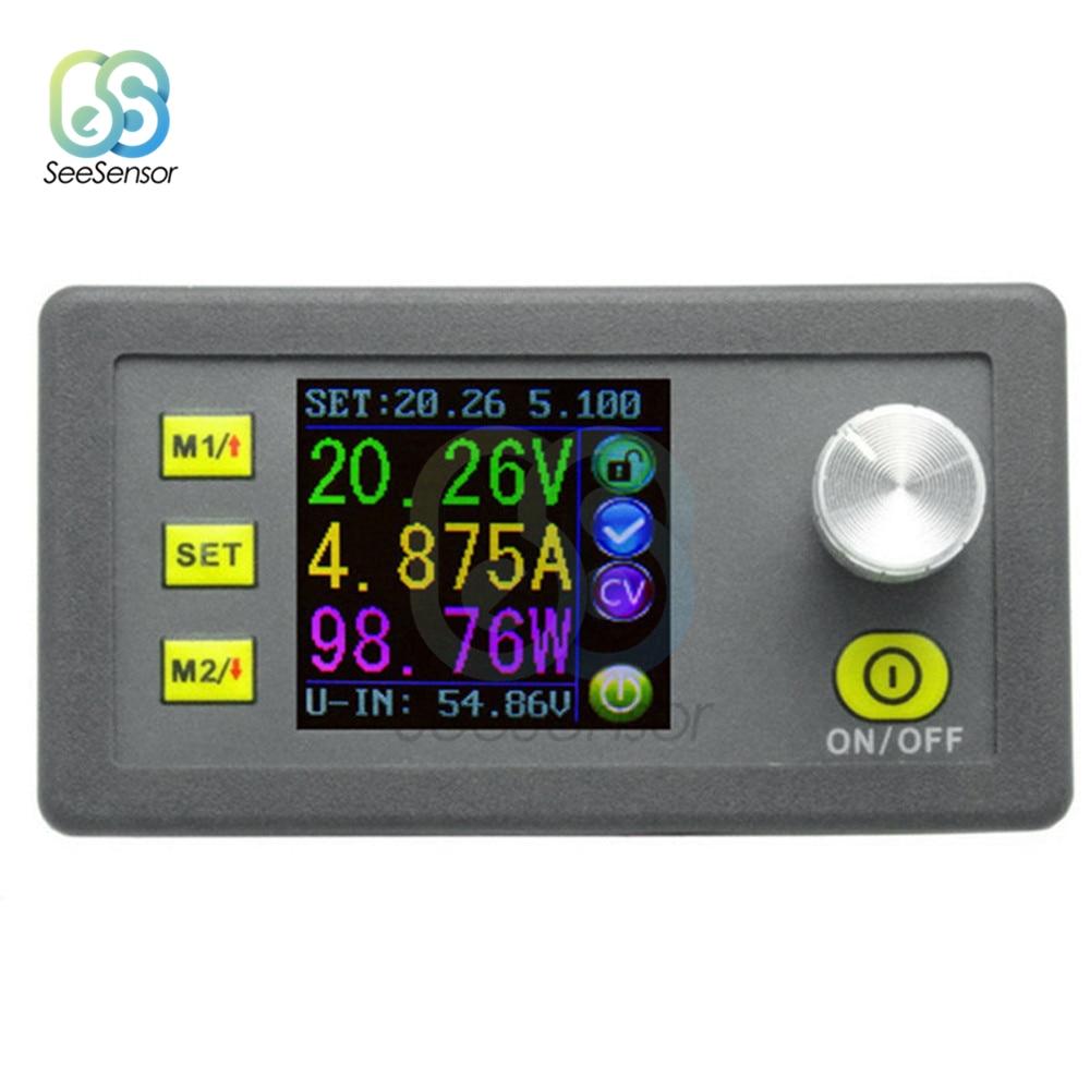 DP50V5A DPS3003 Constant Voltage Current DC-DC Step-down Communication Power Supply Buck Module Voltage Converter LCD Voltmeter