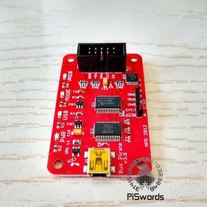 Image 2 - Module dinterface de série universelle pour Arduino, Bus Pirate V3.6, USB 3.3 5V, à monter soi même, dernière version