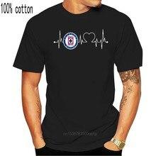 Cruz Azul Heartbeat Love Funny Fan Gift T Shirt-Colonhue