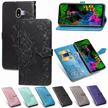 360 Flip Cover Leather Wallet Phone Case For Samsung Galaxy J7 J5 J3 Pro 2017 SM J730F J530F J330F J 7 5 3 SM-J530F SM-J730F EU image
