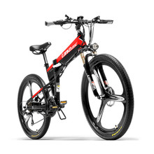 Electric Bicycle 48V 400W Two Wheels Electric Bicycle Mounta