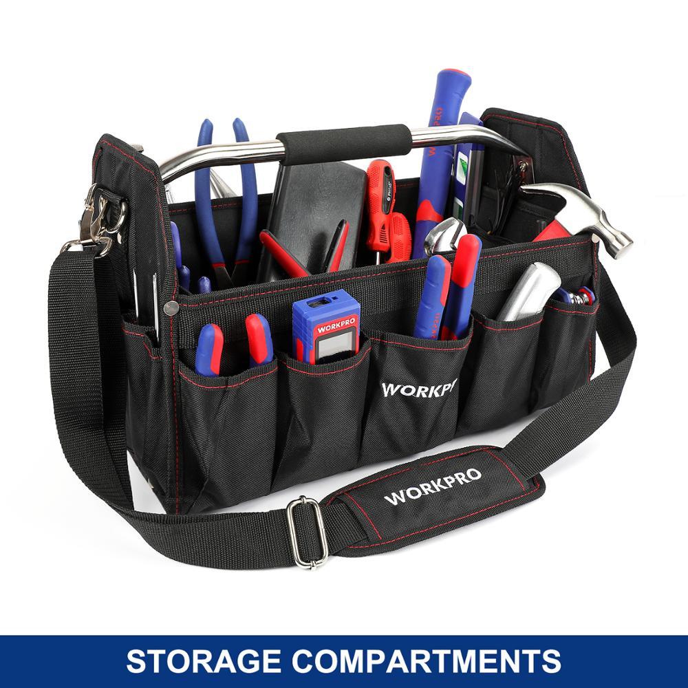Skládací taška na nářadí WORKPRO 16