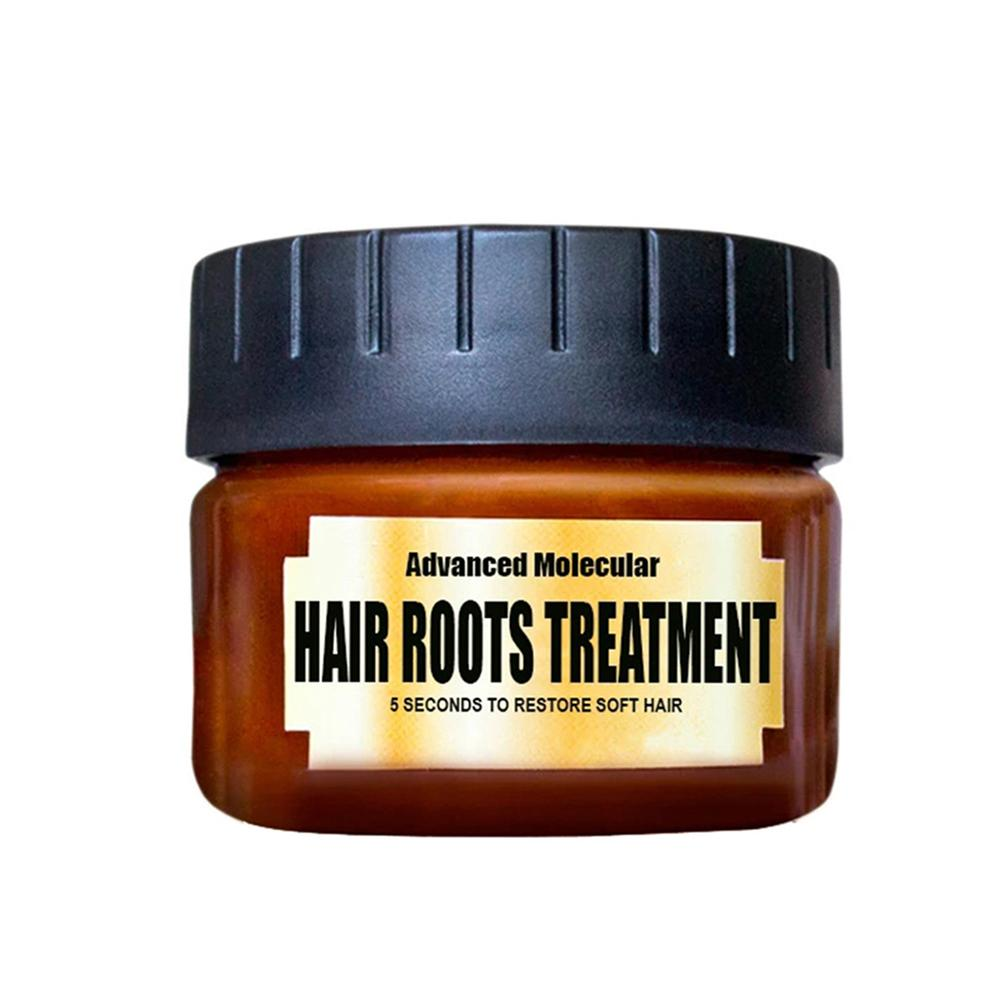 Hydrating Deep Conditioner Hair Mask Hair Roots Treatment Return Bouncy Recover Elasticity Hair Care For Dry And Damaged Hair 1
