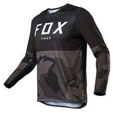 motocross shirt mtb downhill jersey fxr cycling mountain bike dh maillot ciclismo hombre jersey quick dry martin fox