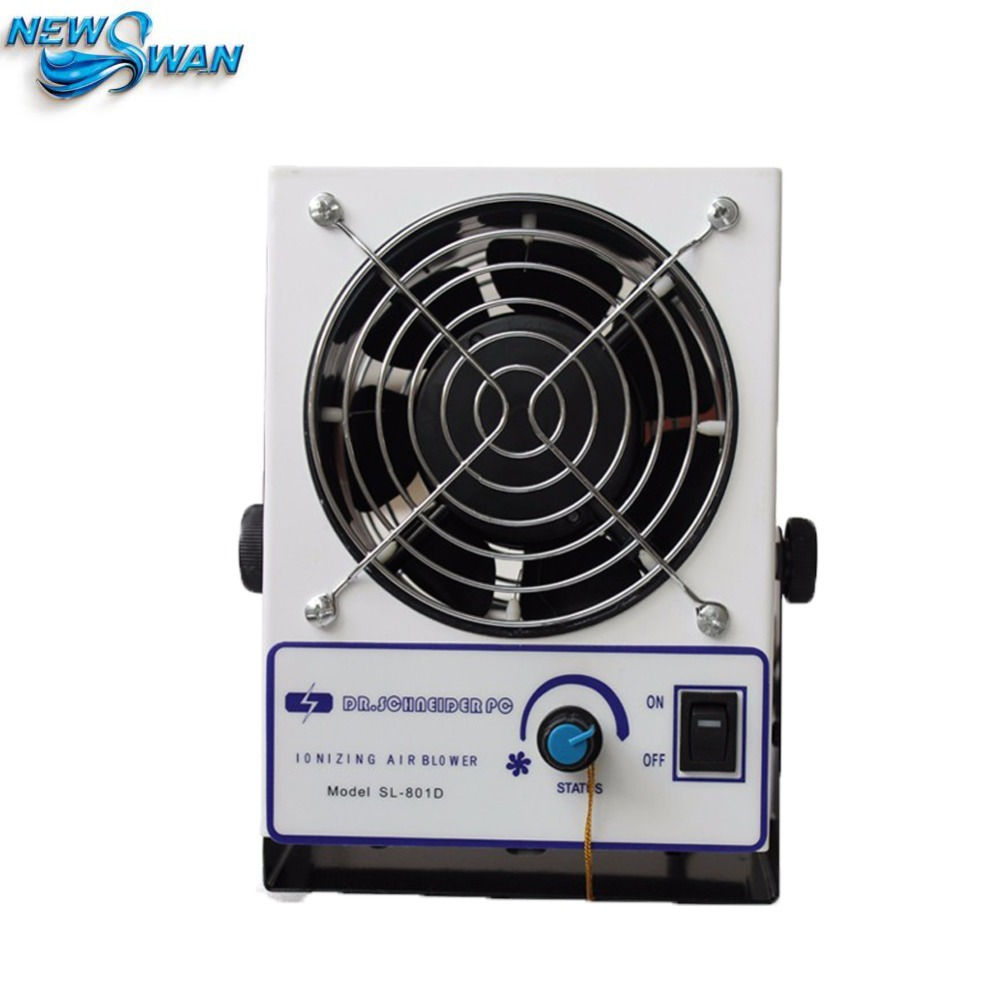 SL-801D NXL-G Benchtop SIMCO Ionizing Air Blower Static elimination fan DC IONIZING BLOWER Air Ionizer
