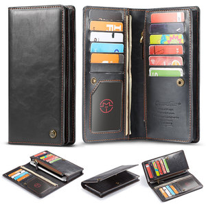 "Image 2 - Universal 4.0"" 6.5"" Leather Flip Case For Xiaomi Redmi Note7 pro Note 8T A3 A2 Mi8 F1 MIX2s 9 Lite Case Book Wallet Cover Bags"