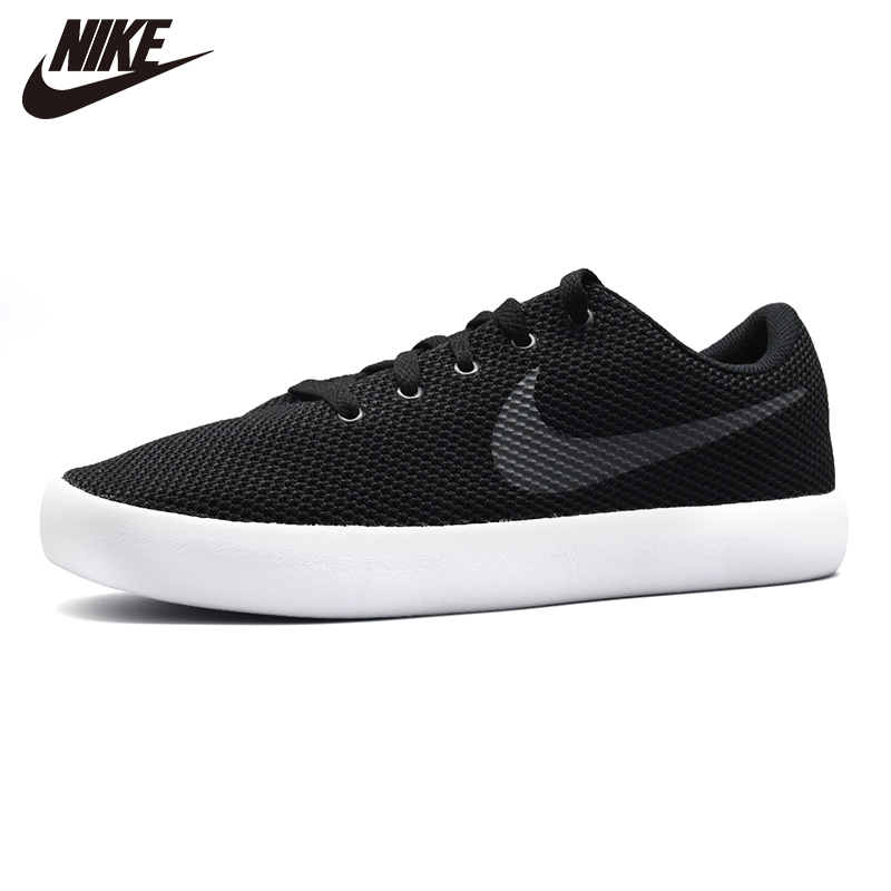 Original Nike FINALE ESSENTIALIST Cut-outs Mens Sports Black Outdoors Skateboarding Shoes  Sneakers 819810-0022