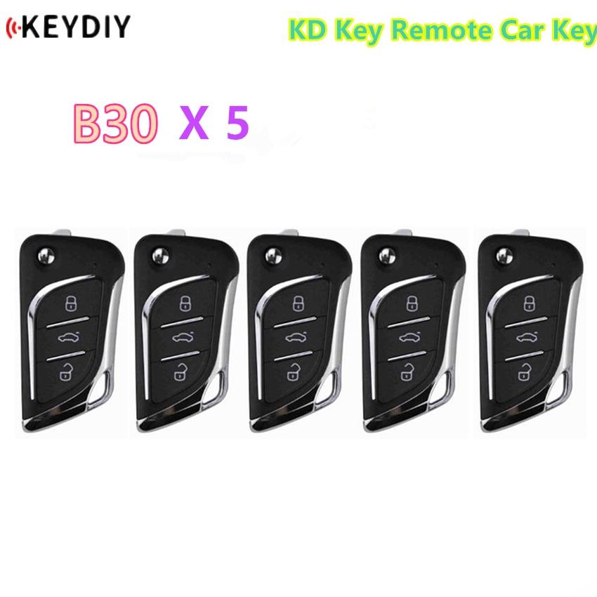 KEYDIY KD900 URG200 KD900 + KD200 Mini KD KD-X2 пульт дистанционного управления 3 кнопки KD ключ дистанционного ключа автомобиля B30