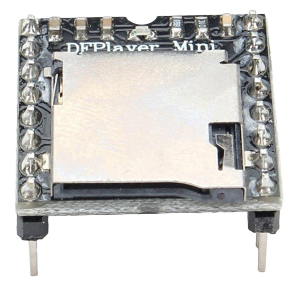 UNO R3 Open Source Mini MP3 Player Mini Player Professional Portable Black Technology