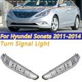 COOYIDOM зеркало заднего вида лампа указатель поворота светильник DC 12 В Авто зеркало заднего вида Индикатор лампы для Hyundai Sonata 2011-2014