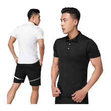 Short Shirts Sportswear Fitness Training Homme Quick-Dry Gym Jogging Breathable Outdoor