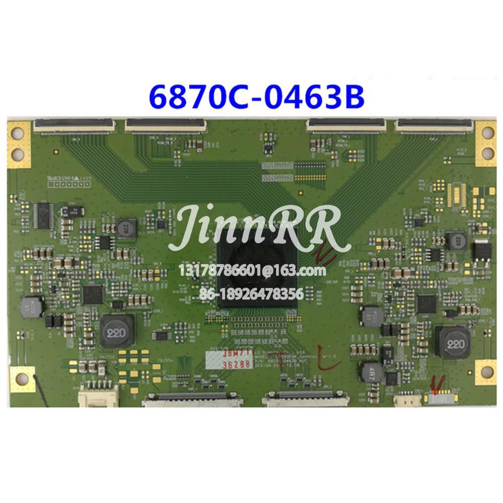6870C-0463B HF оригинальная логическая плата для lc550eqk _ control_ver1.0 логическая плата строгий тест гарантия качества 6870C-0463B