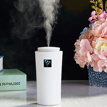 Household Sprayer Humidifier Portable Vehicle Office Air Purifier Aromatherapy Diffuser Ultrasonic Silent