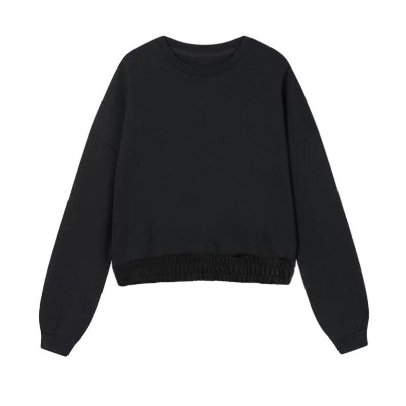 Sweatshirt 2-Black