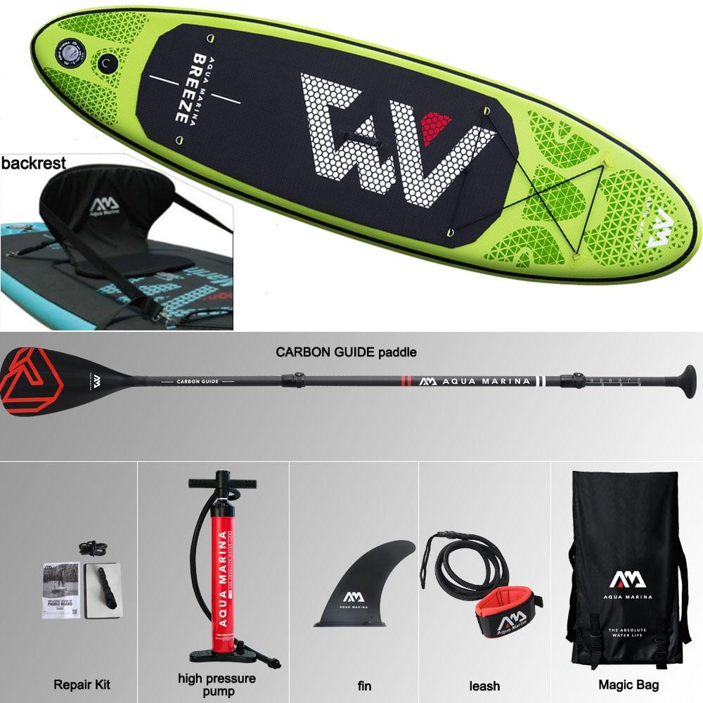 Aqua Marina Breeze Inflatable Stand-up Paddle Board