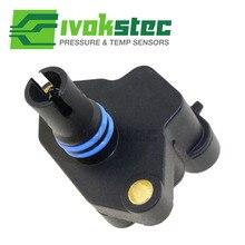 2.5 Bar czujnik wzrostu ciśnienia bezwzględnego kolektora dolotowego powietrza nadawcy dla MINI one cooper S działa R50 R52 R53 1.6L 12140872679