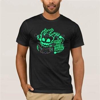 Top Men's T-shirt League of Legends Thresh Short fashion T-shirt men 1