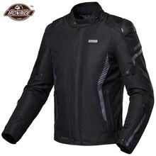 NERVE Motorcycle Jacket +pants Men Women Chaqueta Moto Windproof Motocross Jacket Suit Wearable Moto Riding Racing Jacket