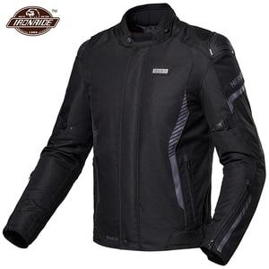 Image 1 - NERVE Motorcycle Jacket +pants Men Women Chaqueta Moto Windproof Motocross Jacket Suit Wearable Moto Riding Racing Jacket