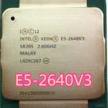 Processor Intel E5 2640 8-Cores 20M V3 SR205