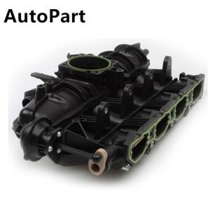 Image 1 - OEM 06J198211D Engine Intake Manifold For Audi A3 TT VW Passat CC Passat Skoda Superb Seat Leon 1.8L BZB 06J 198 211 D 06J198211