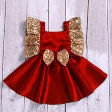 الشتاء عيد الميلاد طفل الفتيات فستان الوليد الدانتيل الأميرة الاطفال ملابس ل 1st سنة عيد ميلاد هالوين زي الرضع فستان حفلة
