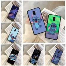 Maiya stich capas de telefone para huawei p9 p10 p20 p30 p40 lite por psmart 2019