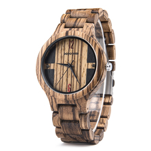 DODO DEER Handmade Original Wood Watch Custom High Quality W