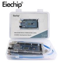 Макетная плата для arduino mega 2560 r3 mega2560 rev3 usb ch340g