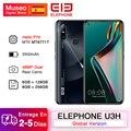 Глобальная версия ELEPHONE U3H смартфон 128 ГБ/256 ГБ Helio P70 6 53