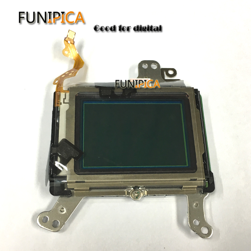 New Original 6D CCD CMOS Image Sensor With Low Pass filter Glass For Canon EOS 6D Free ShippingLen Parts   -