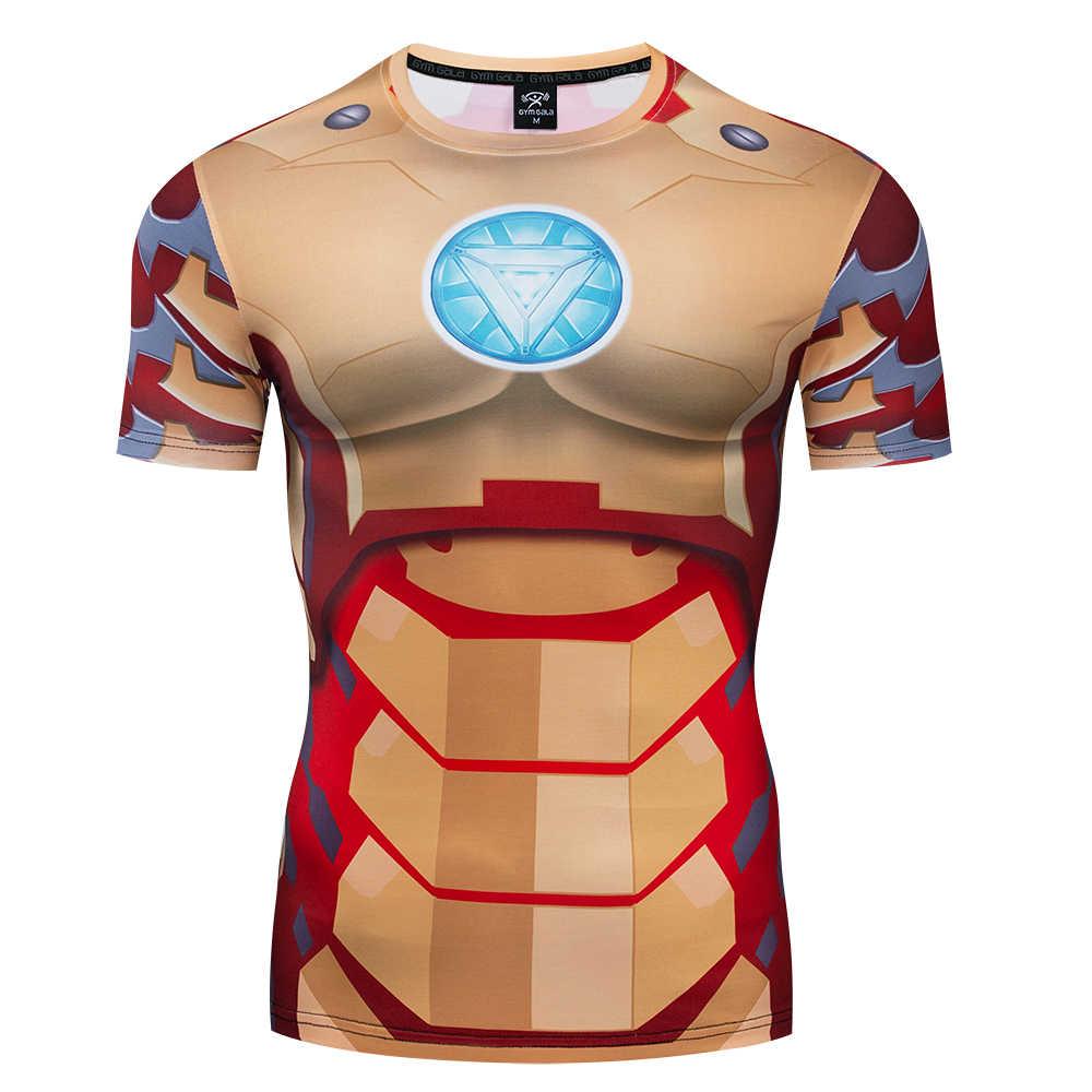 Darkhawk 3D anime Imprimir Camiseta Homem de Ferro-homem Wolverine Batman Capitão América Superhero Stark Pulsar Desafio Diabo Cos Pano camisa