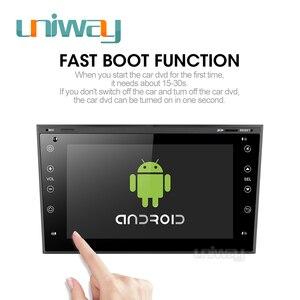 Image 2 - Uniway AOB7071 2G+32G android 9.0  car dvd gps for Opel Meriva Antara Zafira Veda Agila Corsa Vectra Astra H 2006 2007 2008 2009