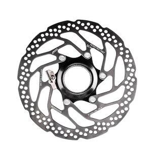 Image 5 - SHIMANO RM33 RT20 RT30 160mm mozzo e rotore 8 9 10 velocità MTB Mountain Bike Center Lock 32 fori tallone freno a disco mozzo ciclo bicicletta