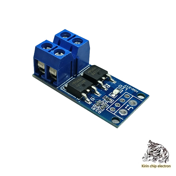 5pcs / Lot High Power MOS FET Trigger Switch Driver Module PWM Regulating Electronic Switch Control Board