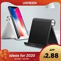 Soporte de soporte para teléfono móvil plegable Ugreen para iPhone X Tablet Samsung S10 soporte ajustable para teléfono intelige
