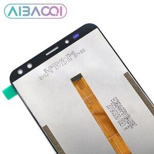 Image 5 - AiBaoQi nouveau Original 5.99 pouces écran tactile + 2160x1080 LCD écran assemblée remplacement pour Oukitel K6 téléphone