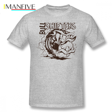 цены Left 4 Dead T Shirt Bull Shifters T-Shirt Print Short Sleeve Tee Shirt Oversized Cute Casual 100 Cotton Man Tshirt